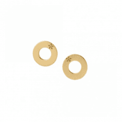 byBiehl Gold plated Sienna Earring