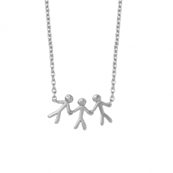 byBiehl Together- family 3 necklace