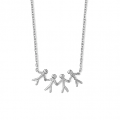 byBiehl Together- Family 4 necklace
