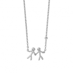 byBiehl Together-My Love necklace
