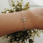 byBiehl Together my Love - Silver bracelet