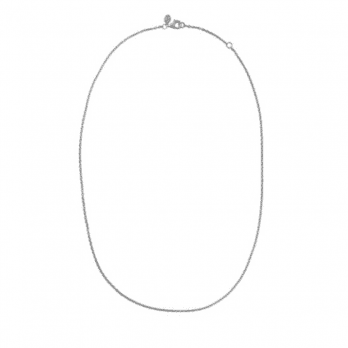 byBiehl Classic silver trace chain byBiehl 24inches