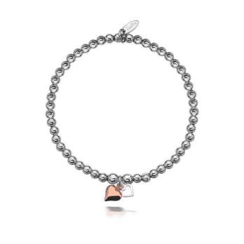 Dollie Jewellery Gigi Rose Hearts Bracelet