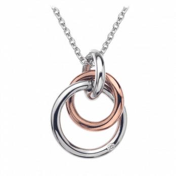 Hot Diamonds Eternal pendant