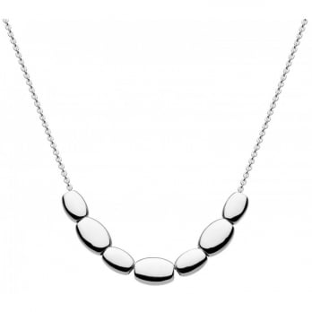 "Kit Heath Stepping Stone Necklace 18"" in Sterling Silver"