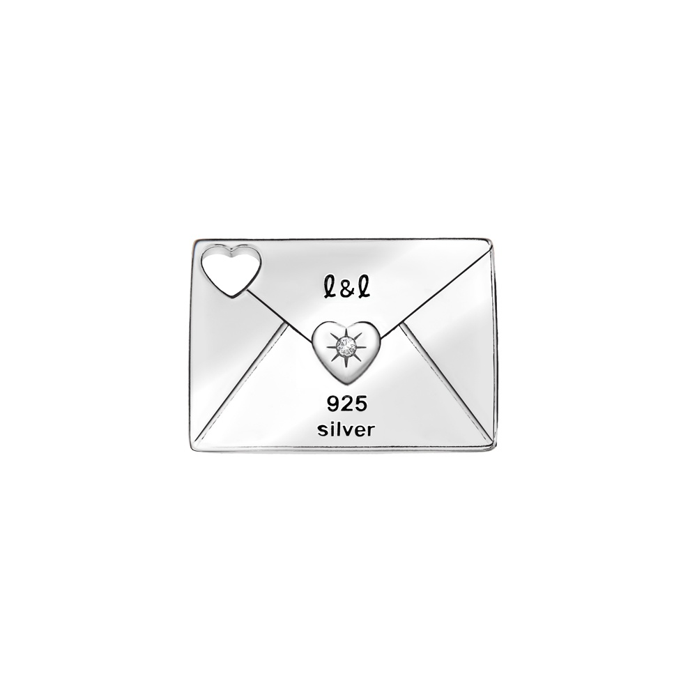 Lily and lotty love letters congrats envelope pendant thecheapjerseys Choice Image