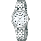 Ladies Stainless Steel Date Watch - RH725AX9