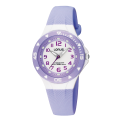 Lilac Childrens Analogue Watch - RRX51CX9