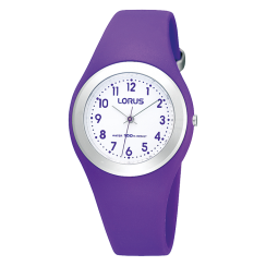 Purple Childrens Analogue Watch - R2305GX9