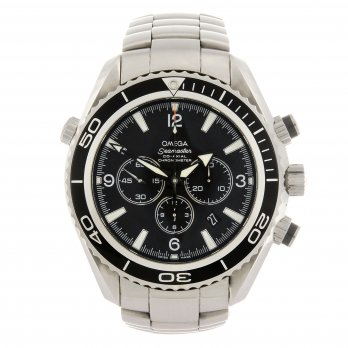 Omega Seamaster Professional Planet Ocean Co-Axial Watch - Chronograph