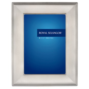 Royal Selangor Classic Madison Pewter Photo Frame