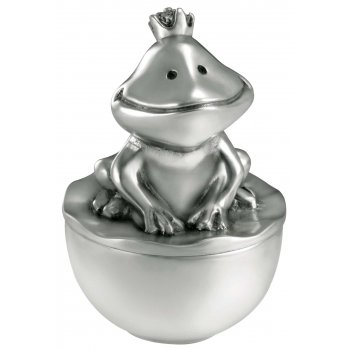 Royal Selangor The Frog King Pewter Tooth Box