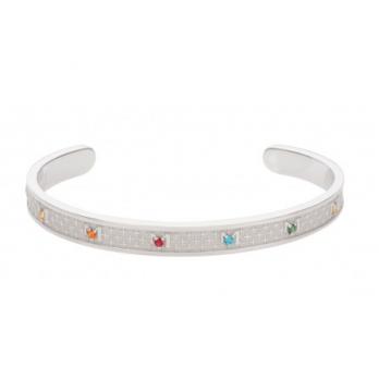 Tuum Jewellery BRACELET DECEM IN SILVER WITH TOPAZ SIZE SMALL