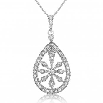 V Jewellery Royal Majesty Silver Pendant