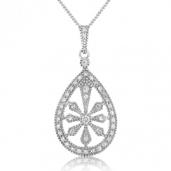 Royal Majesty Silver Pendant